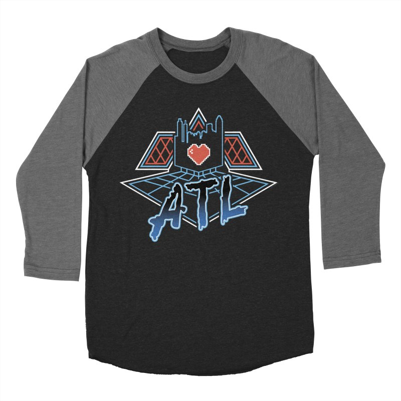 ATL Alive Men's Longsleeve T-Shirt by MattAlbert84's Apparel Shop