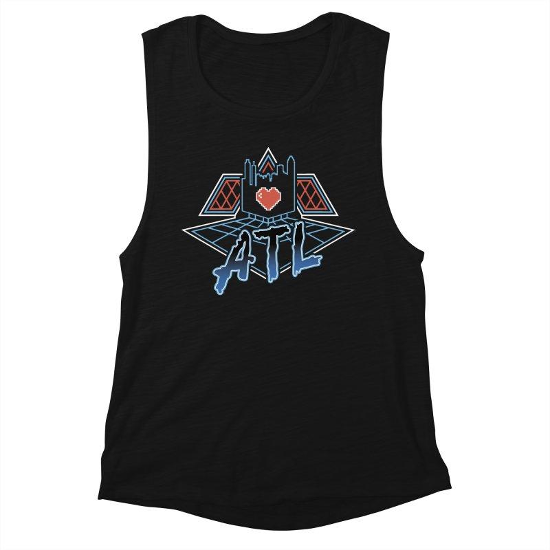 ATL Alive Women's Tank by MattAlbert84's Apparel Shop