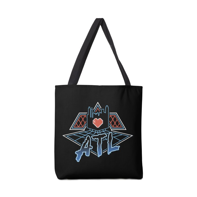 ATL Alive Accessories Bag by MattAlbert84's Apparel Shop