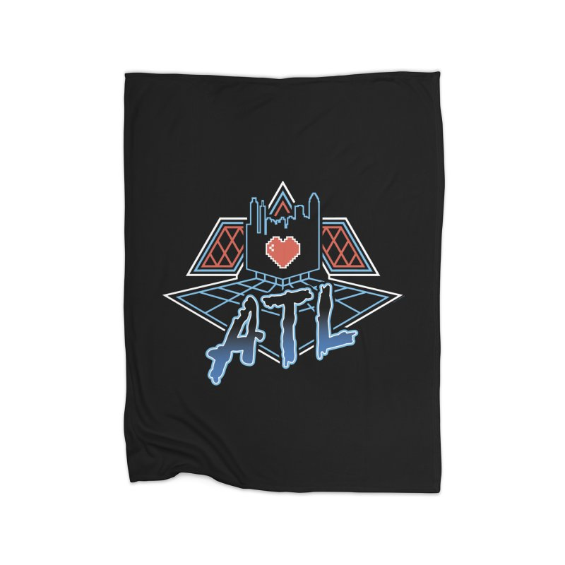 ATL Alive Home Blanket by MattAlbert84's Apparel Shop
