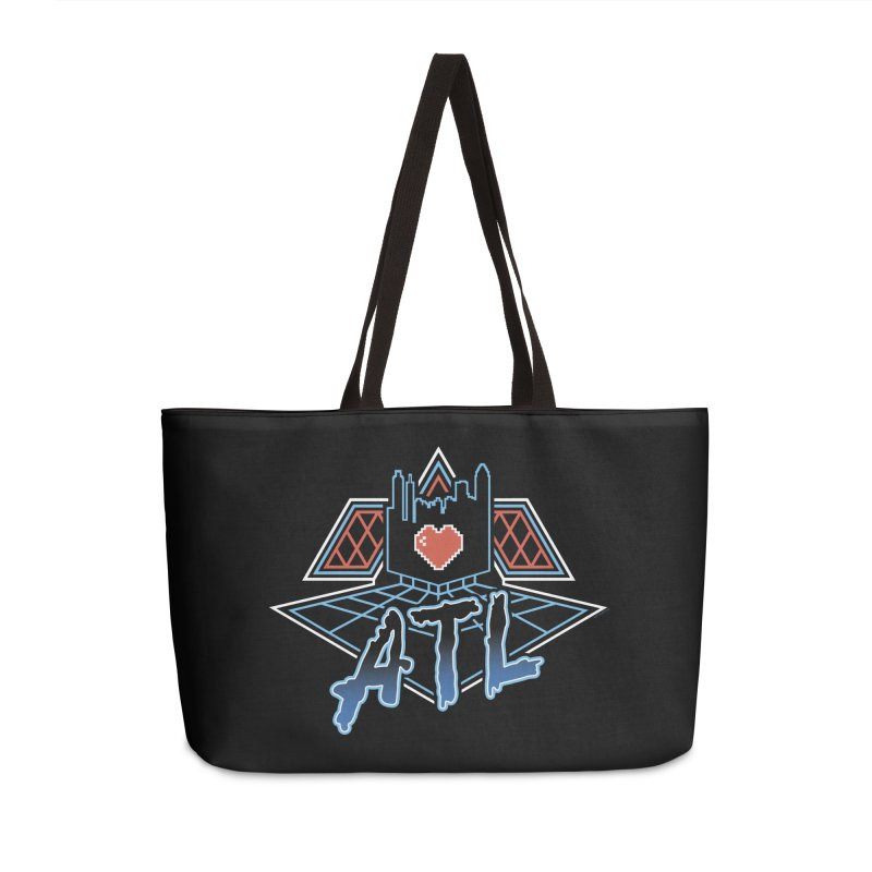 ATL Alive Accessories Weekender Bag Bag by MattAlbert84's Apparel Shop