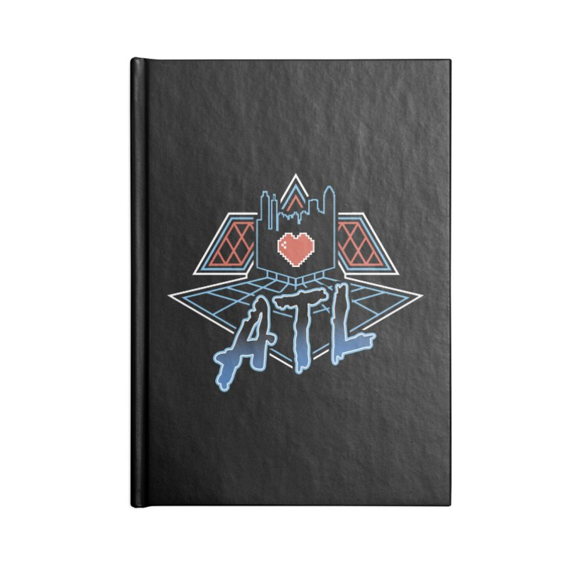 ATL Alive Accessories Notebook by MattAlbert84's Apparel Shop