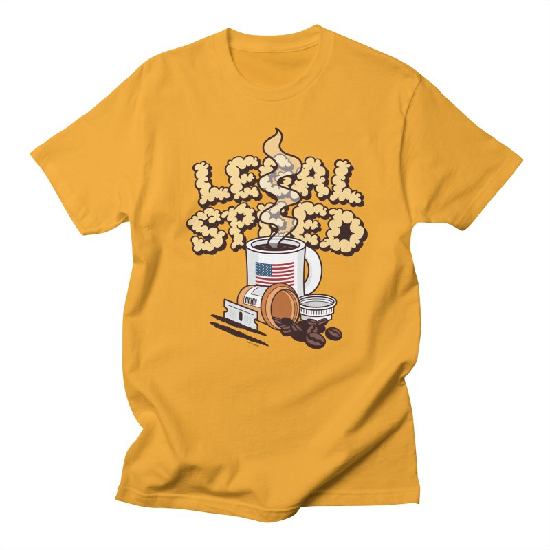 Legal Speed Women's Unisex T-Shirt by MattAlbert84's Apparel Shop