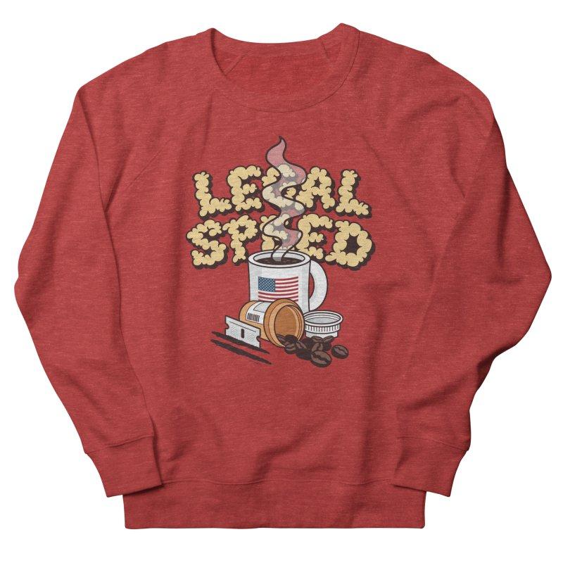 Legal Speed Women's Sweatshirt by MattAlbert84's Apparel Shop