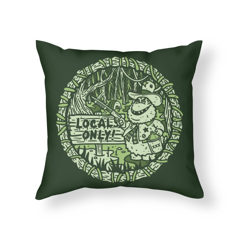 Locals Only   by MattAlbert84's Apparel Shop
