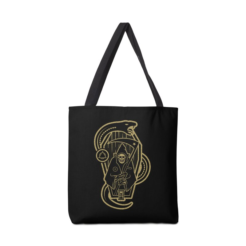 Nothing Gold Can Stay Accessories Bag by MattAlbert84's Apparel Shop
