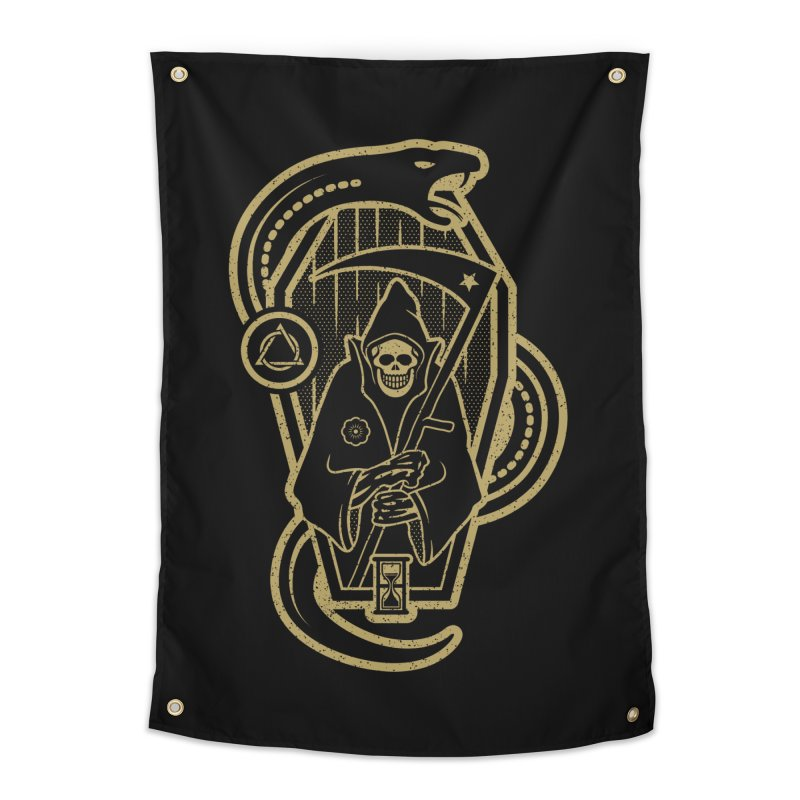 Nothing Gold Can Stay Home Tapestry by MattAlbert84's Apparel Shop