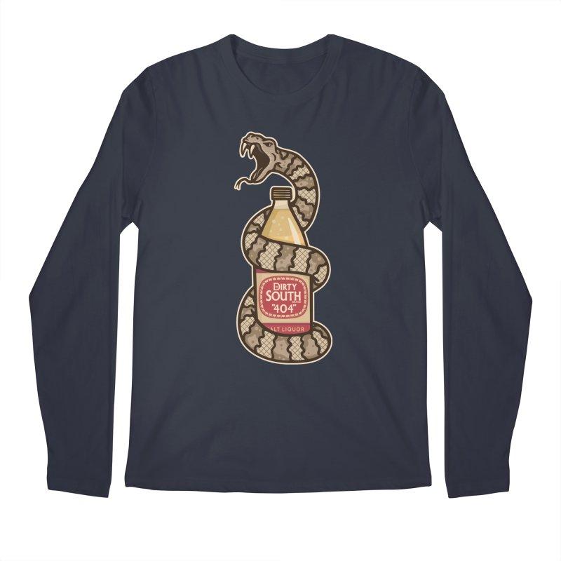 Snakes in the Glass Men's Regular Longsleeve T-Shirt by MattAlbert84's Apparel Shop