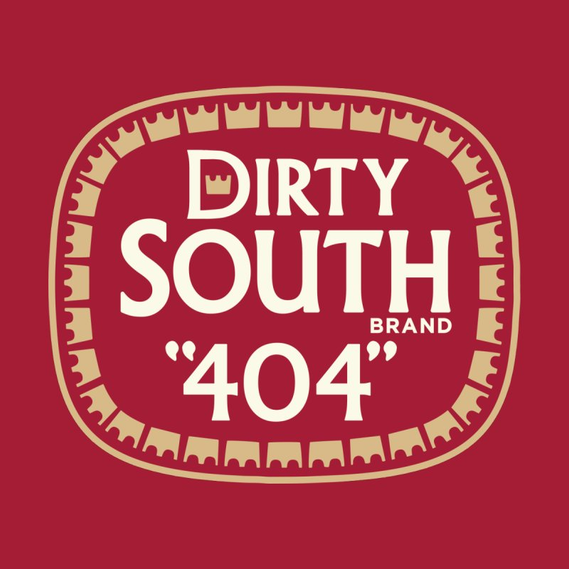 Olde Dirty South Men's T-Shirt by MattAlbert84's Apparel Shop