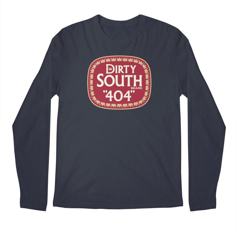 Olde Dirty South Men's Regular Longsleeve T-Shirt by MattAlbert84's Apparel Shop