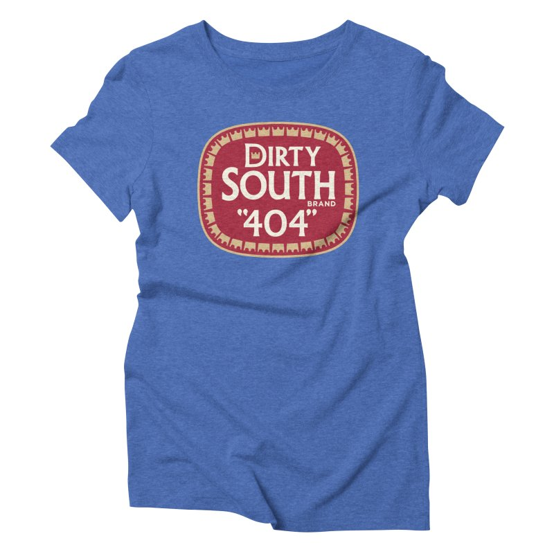 Olde Dirty South Women's Triblend T-Shirt by MattAlbert84's Apparel Shop