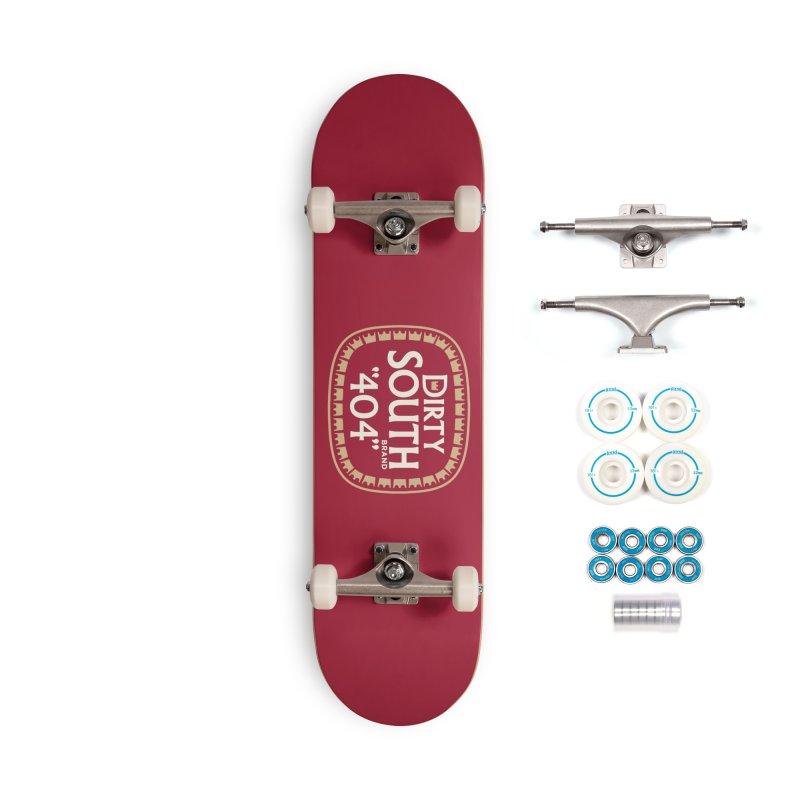 Olde Dirty South Accessories Skateboard by MattAlbert84's Apparel Shop