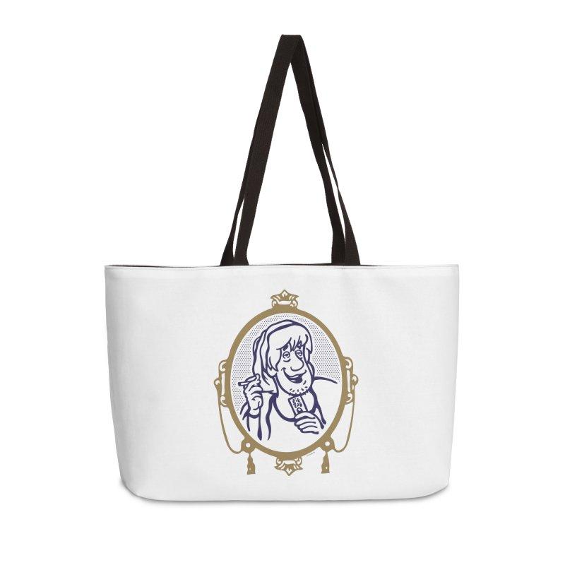 Zig Shaggs Accessories Weekender Bag Bag by MattAlbert84's Apparel Shop