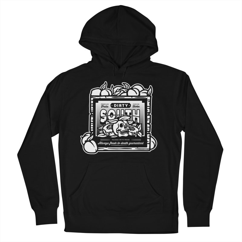 Dirty South Fruit Company Men's French Terry Pullover Hoody by MattAlbert84's Apparel Shop