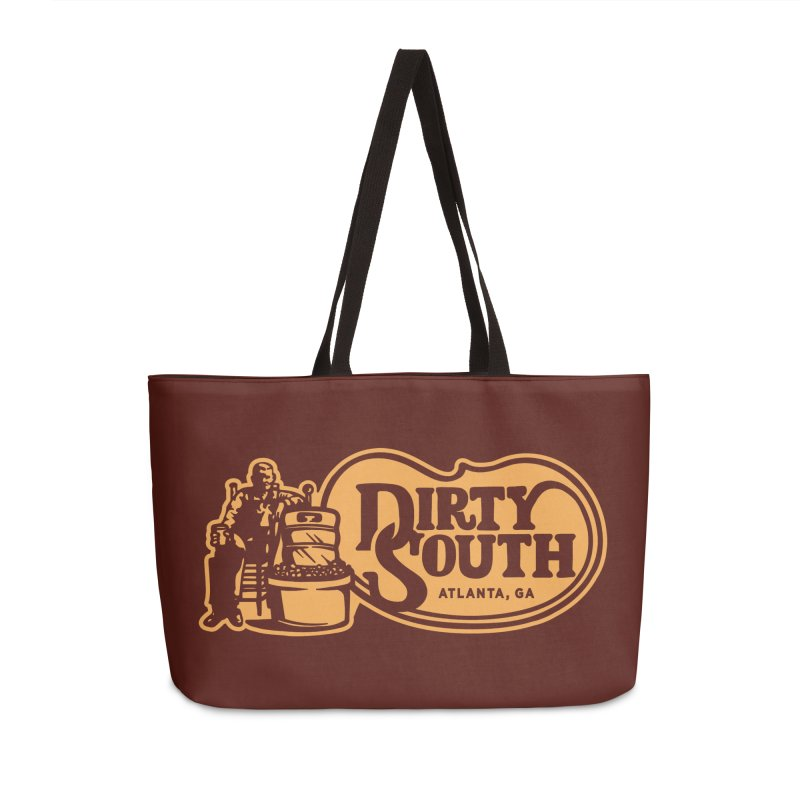 Dirty South Porch Party Accessories Weekender Bag Bag by MattAlbert84's Apparel Shop
