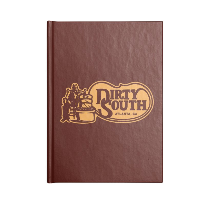 Dirty South Porch Party Accessories Blank Journal Notebook by MattAlbert84's Apparel Shop