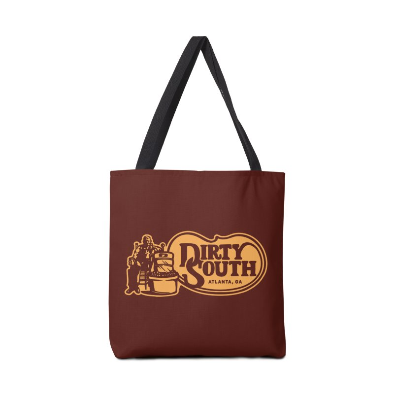 Dirty South Porch Party Accessories Tote Bag Bag by MattAlbert84's Apparel Shop