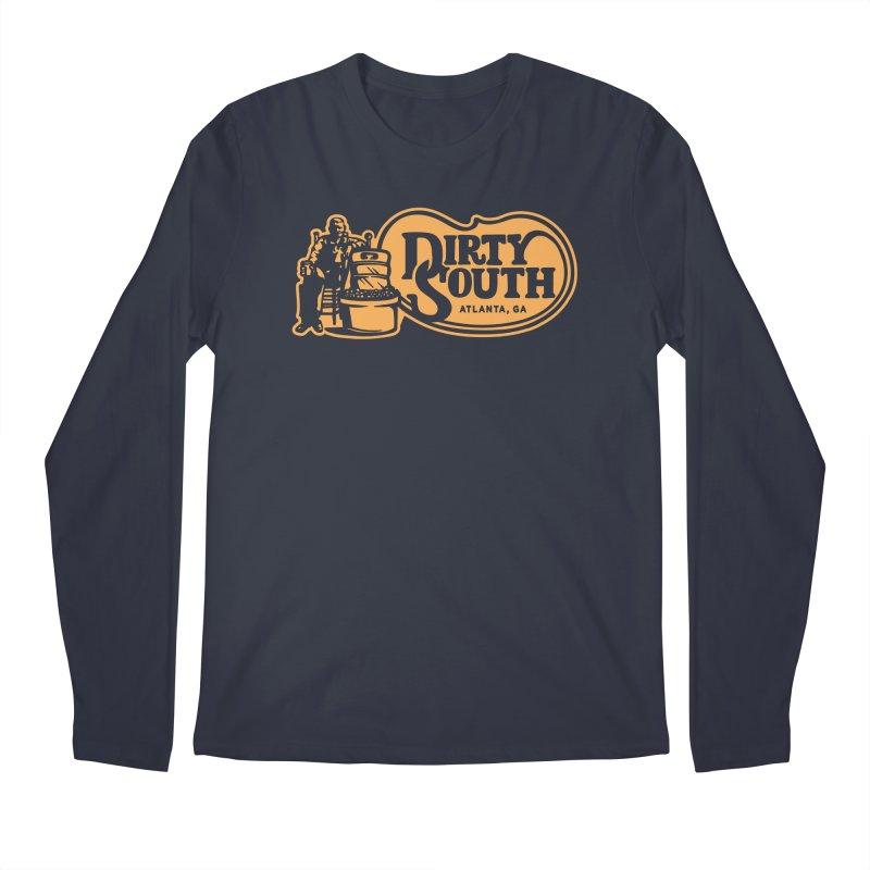 Porch Party Men's Regular Longsleeve T-Shirt by MattAlbert84's Apparel Shop