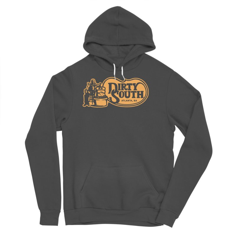 Dirty South Porch Party Men's Sponge Fleece Pullover Hoody by MattAlbert84's Apparel Shop