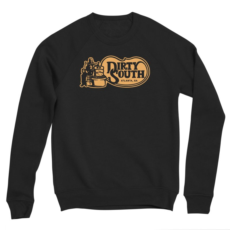 Dirty South Porch Party Men's Sponge Fleece Sweatshirt by MattAlbert84's Apparel Shop