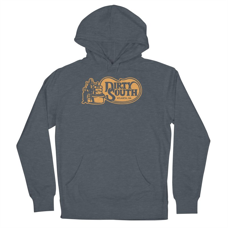 Dirty South Porch Party Men's French Terry Pullover Hoody by MattAlbert84's Apparel Shop