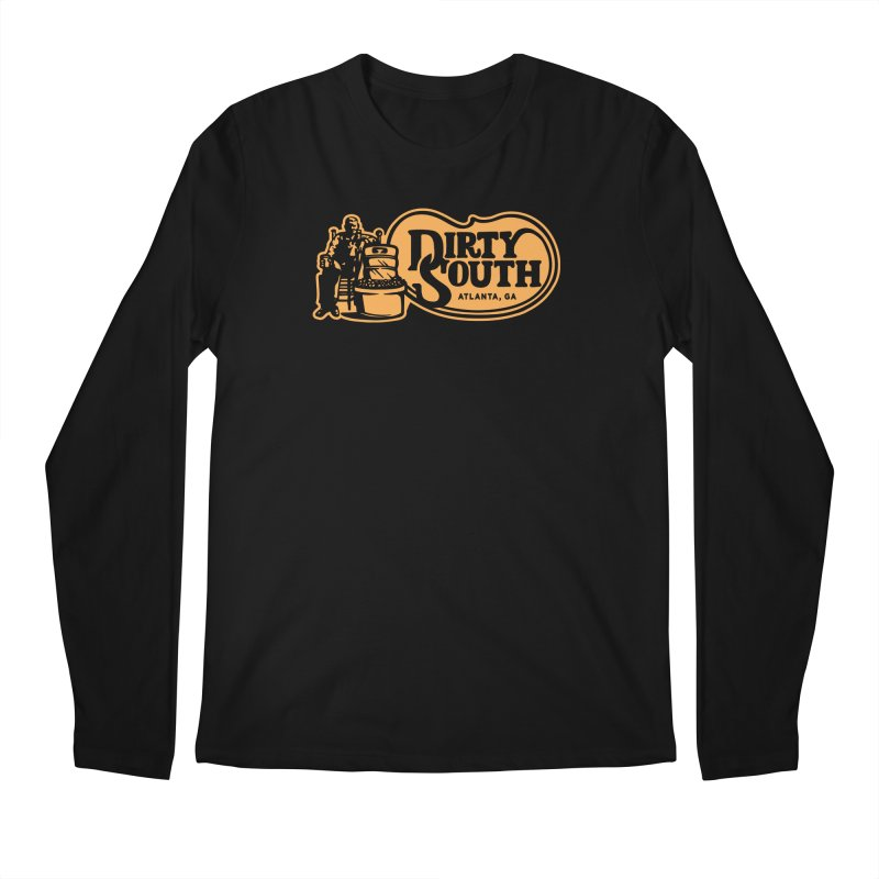 Dirty South Porch Party Men's Regular Longsleeve T-Shirt by MattAlbert84's Apparel Shop