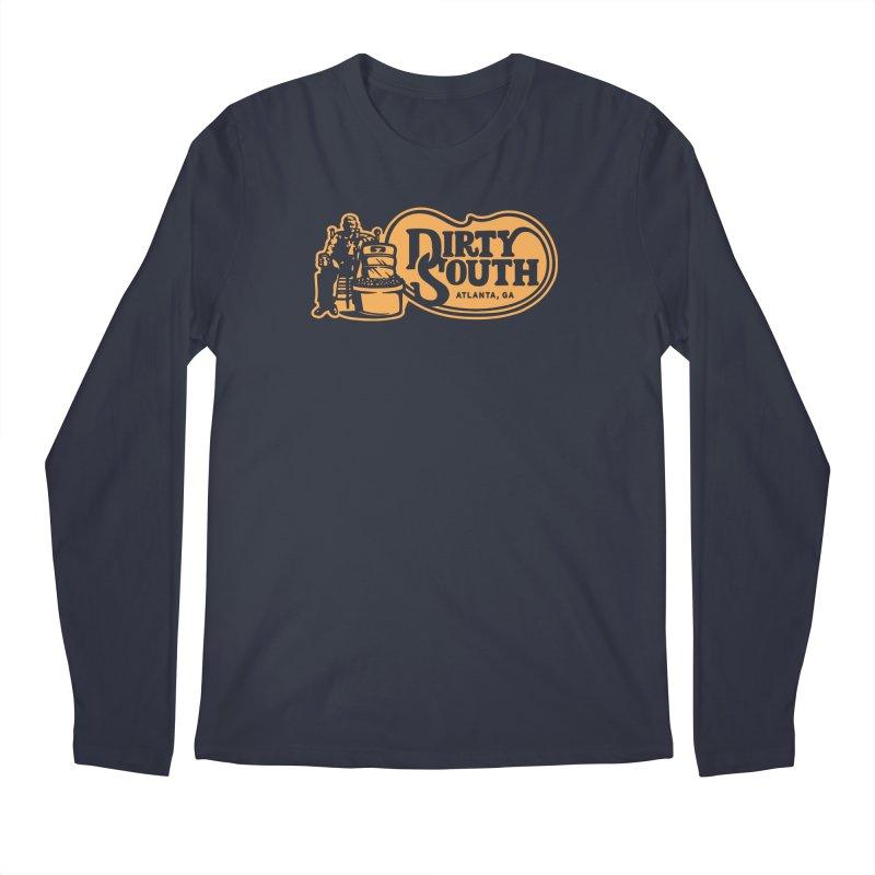 Dirty South Porch Party Men's Regular Longsleeve T-Shirt by MattAlbert84's Apparel Shop