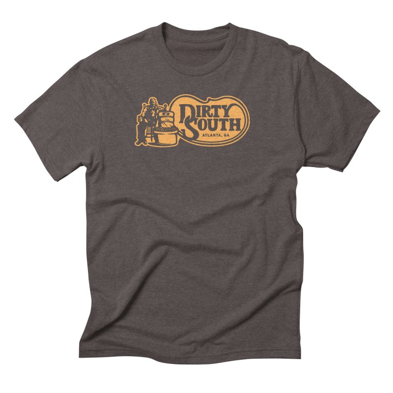 Dirty South Porch Party Men's Triblend T-Shirt by MattAlbert84's Apparel Shop