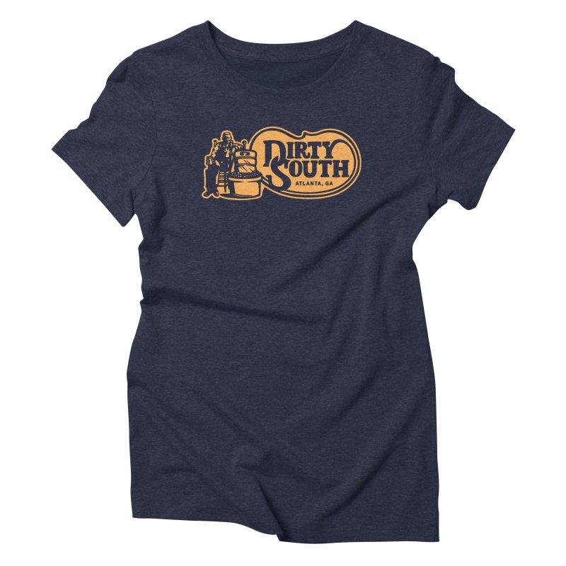 Dirty South Porch Party Women's Triblend T-Shirt by MattAlbert84's Apparel Shop