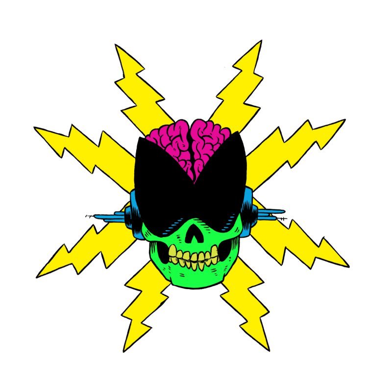 The Skull Bolt by mattchee
