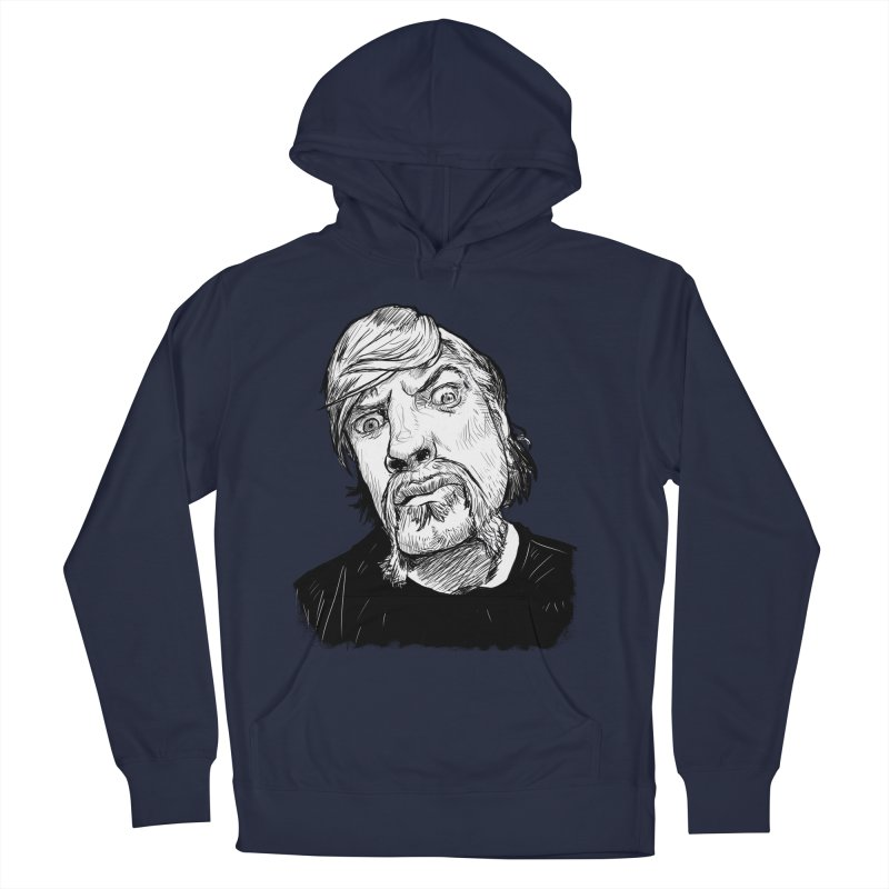 What you looking at?! Men's Pullover Hoody by Matt Fontaine Illustration