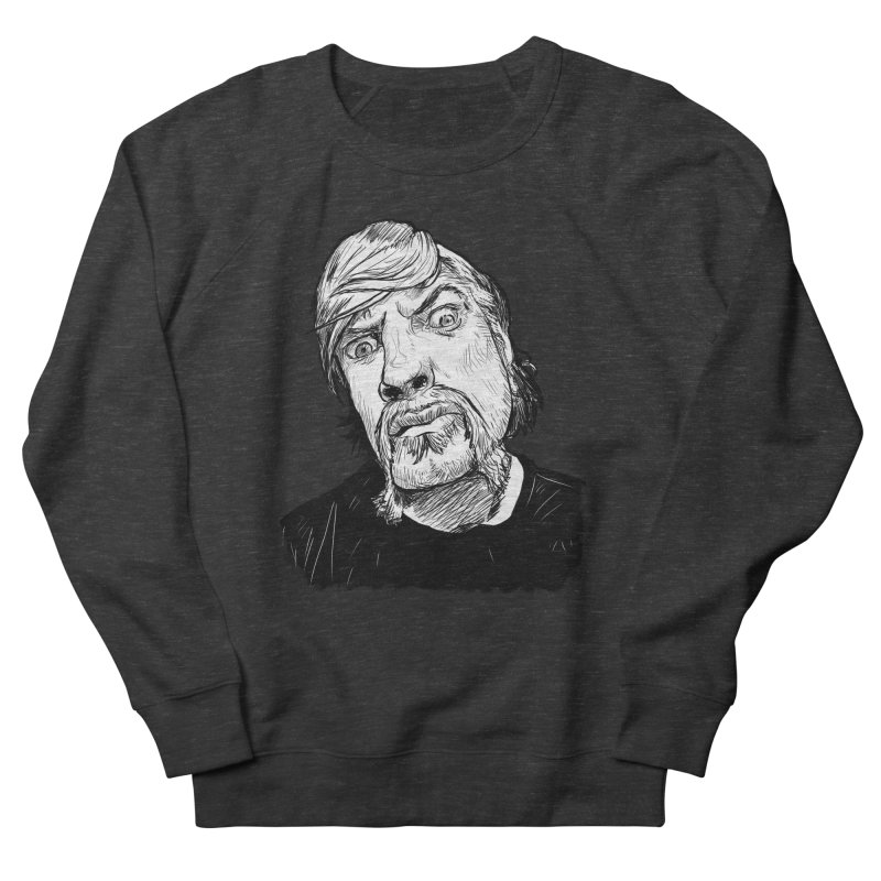 What you looking at?! Women's Sweatshirt by Matt Fontaine Illustration