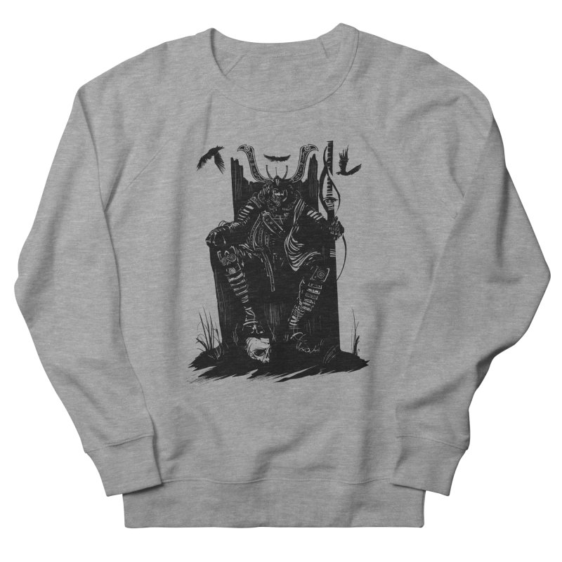 Lord Men's Sweatshirt by Matt Griffin Apparel