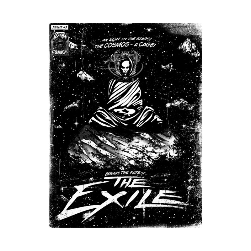 The Exile None  by Matt Griffin Apparel