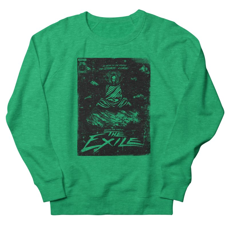 The Exile Men's Sweatshirt by Matt Griffin Apparel