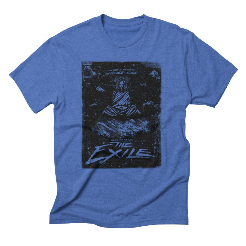 The Exile Men's Triblend T-Shirt by Matt Griffin Apparel