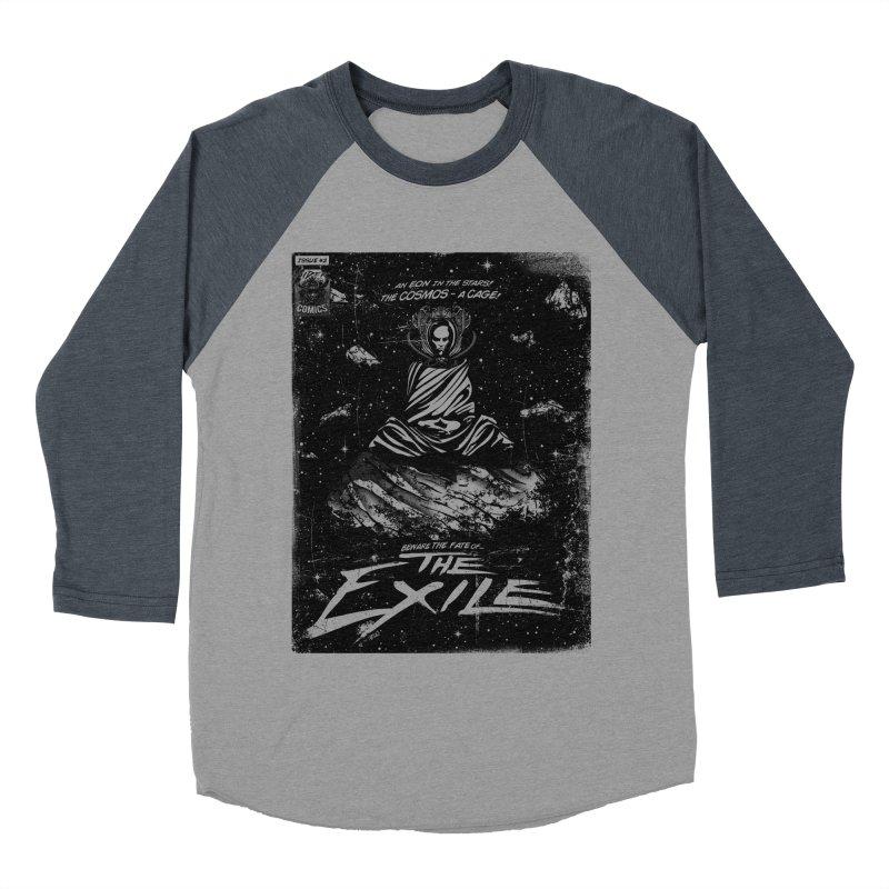 The Exile Women's Baseball Triblend T-Shirt by Matt Griffin Apparel