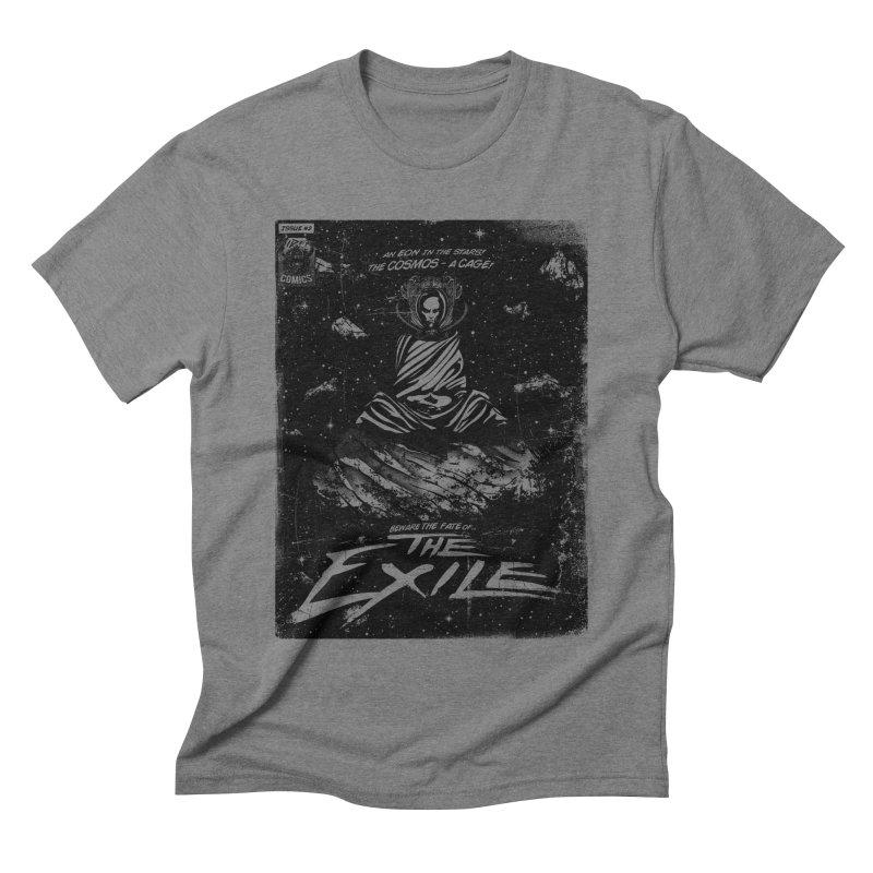 The Exile Men's Triblend T-shirt by Matt Griffin Apparel