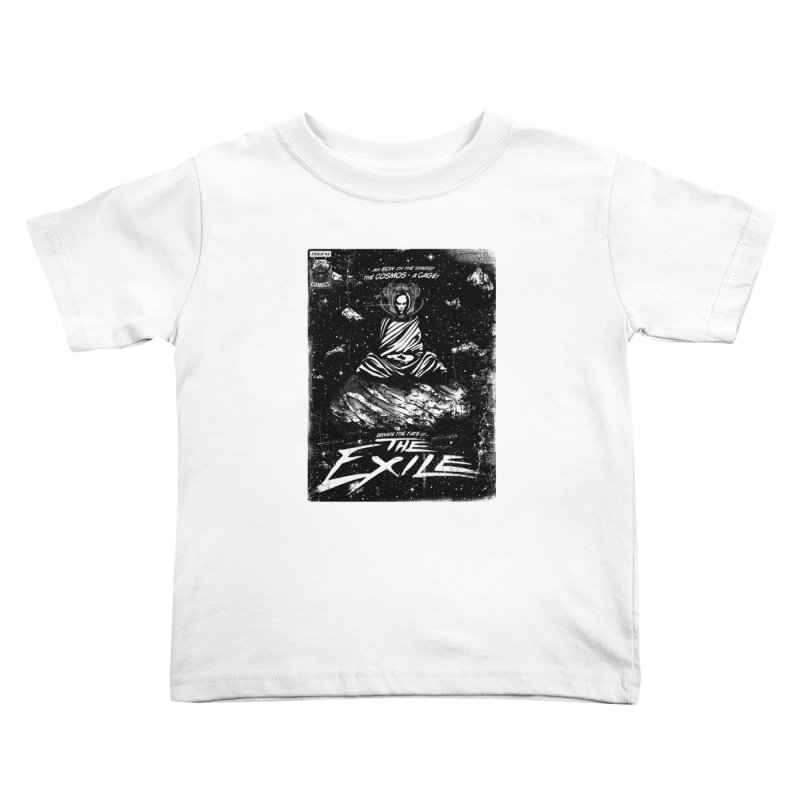 The Exile Kids Toddler T-Shirt by Matt Griffin Apparel
