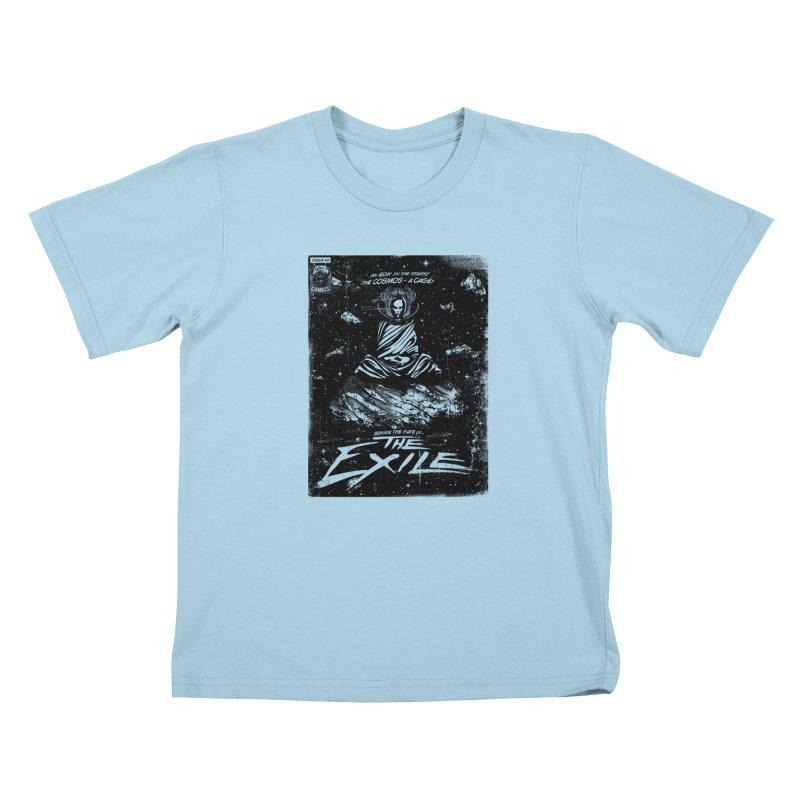 The Exile Kids T-Shirt by Matt Griffin Apparel