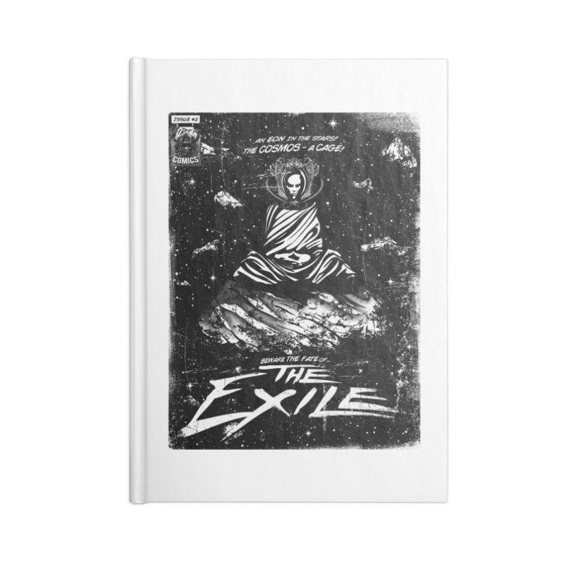 The Exile Accessories Notebook by Matt Griffin Apparel