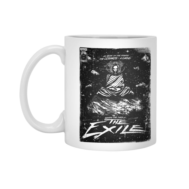 The Exile Accessories Mug by Matt Griffin Apparel