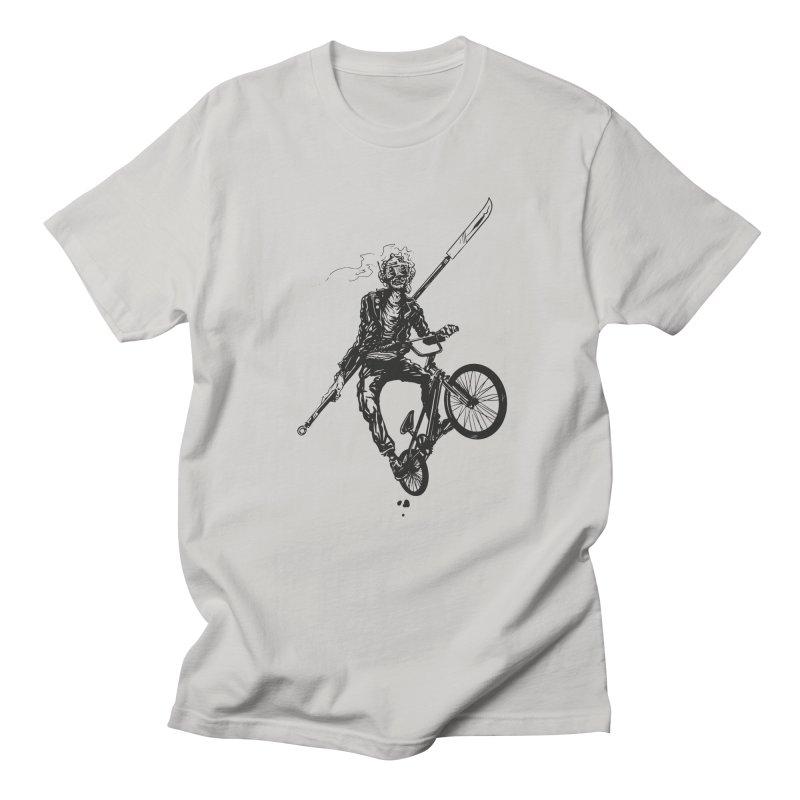 BMX Men's Regular T-Shirt by Matt Griffin Apparel