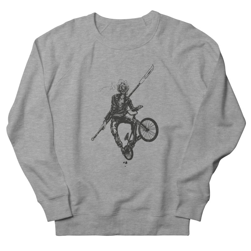 BMX Women's Sweatshirt by Matt Griffin Apparel