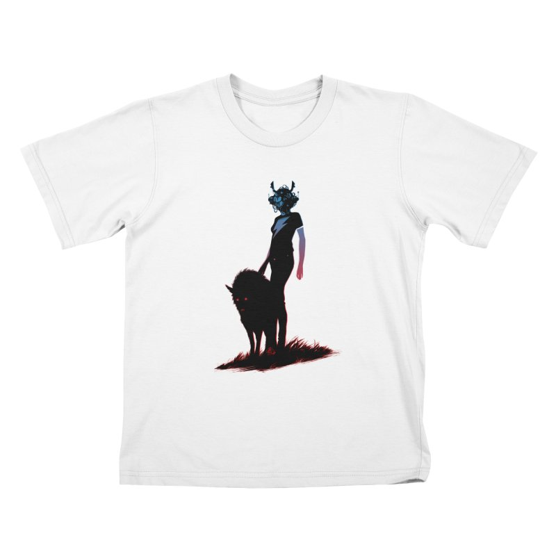 The Endling Colour 2 Kids T-Shirt by Matt Griffin Apparel