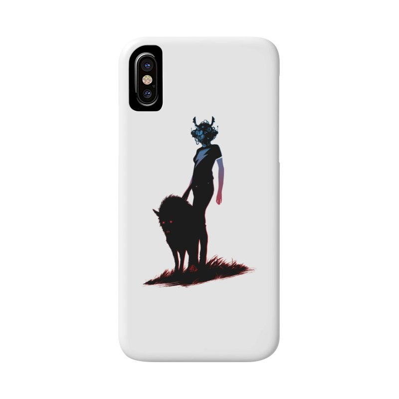 The Endling Colour 2 Accessories Phone Case by Matt Griffin Apparel