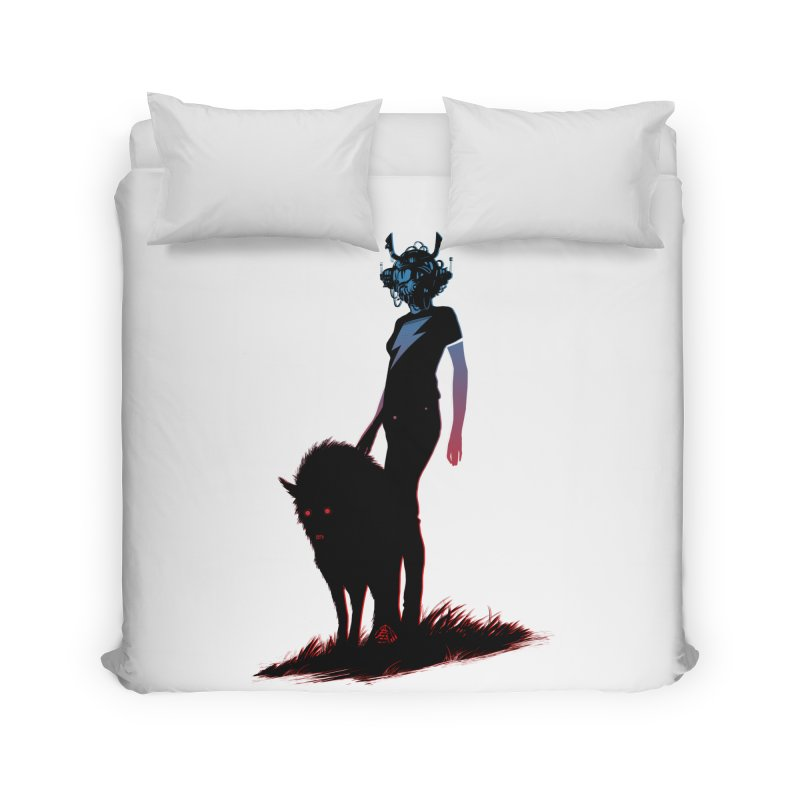 The Endling Colour 2 Home Duvet by Matt Griffin Apparel