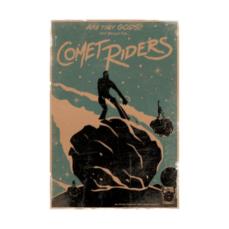 Comet Riders   by Matt Griffin Apparel