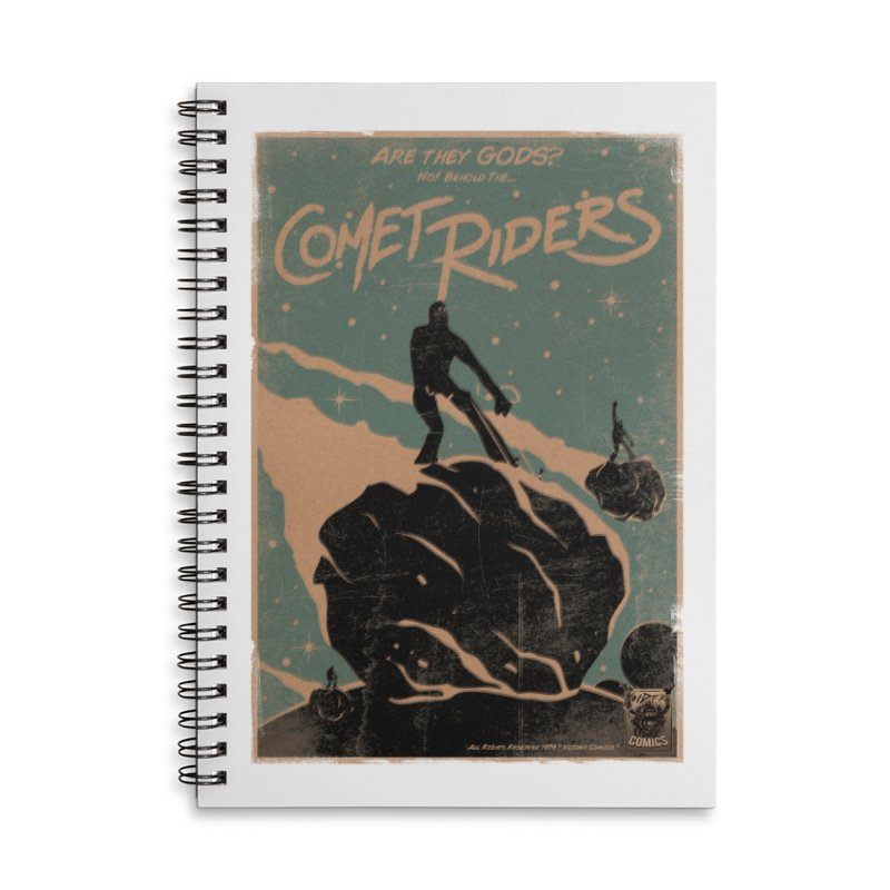 Comet Riders   by Matt Griffin Apparel