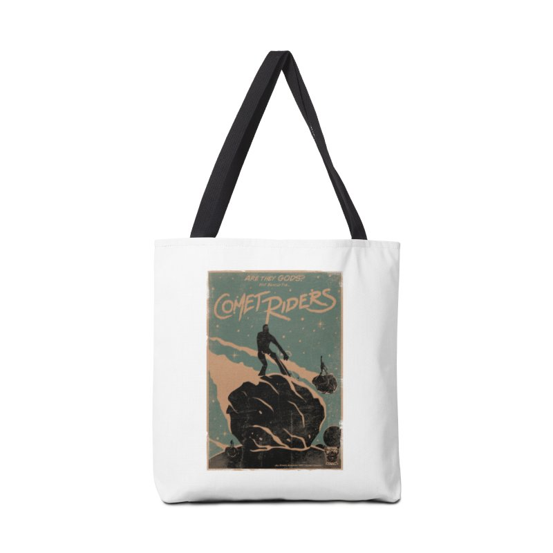 Comet Riders Accessories Bag by Matt Griffin Apparel